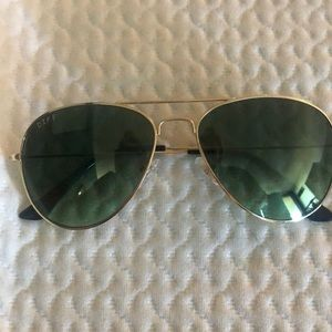 DIFF Cruz aviator glasses